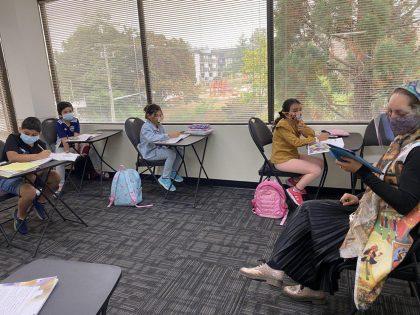 برگزاری کلاس های درس حضوری با رعیت فاصله اجتماعی